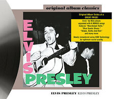 ELVIS PRESLEY~~~RARE~~~CD~~~ELVIS PRESLEY~~~NEW SEALED!!!