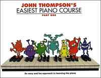 John Thompson's Easiest Piano Course Book Part 1 - Learn How To Play Sheet Music