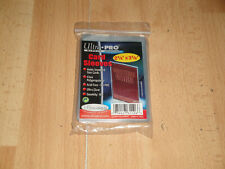 ULTRA PRO CARD SLEEVES QUANTITY 100 FUNDAS PARA TARJETAS MAGIC NUEVO SELLADO