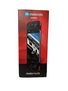 Motorola Moto Gamepad Moto Z Phones - Black Moto Mods Gaming New Sealed