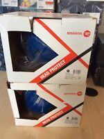 "Rossignol Ski Helmet ""COMP J"" Model Size XS Black Or Blue RRP £50 BNIB"
