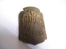 Emblem  Steuerkopfschild    für Oldtimer Fahrrad  VICTORIA #44