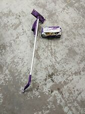 Swiffer wetjet purple with extra pads