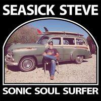 SEASICK STEVE - SONIC SOUL SURFER (JEWEL BOX)  CD NEU