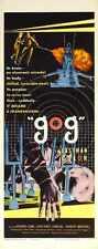 Gog Poster 03 Metal Sign A4 12x8 Aluminium
