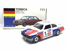 MADE IN JAPAN TOMY TOMICA F23 BMW 320i ADVAN STP RACING TEAM 1/62 DIECAST CAR