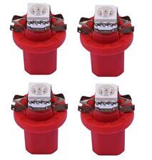 Rojas brillantes SMD velocímetro lámpara lámpara iluminación umabu VW Passat 35i 3a b3 b4 rojo