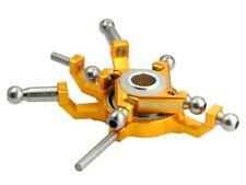 Microheli Precision Cnc Titanium Swashplate (Gold) - Blade 130X Red Bull