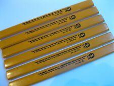 J. S. Bach Carpenter Pencil - 6 pack, color: Yellow
