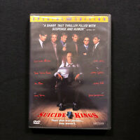 SUICIDE KINGS 1998 Special Edition DVD featuring Christopher Walken Denis Leary