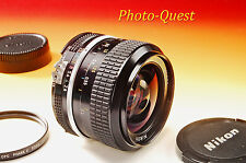 Excellent NIKON 24mm f/2.8 K AI Nikkor CRC Lens Nikon AI Conversion SAMPLE SHOTS