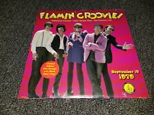 Flamin' Groovies Vaillancourt Fountain 1979 Orange Vinyl LP RSD NEW Power Pop