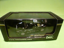 IXO 1:43 - FORD FOCUS RS WRC - 72 RALLY FINLAND 2009 RAM392  - IN  ORIGINAL  BOX