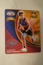 BRISBANE -  Smiths Crisps - Footy Legend Series Future Legend - Scott Harding
