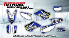 HUSABERG TE FE 2013 2014 Graphics Kit Decals Design Stickers Enduro Motocross MX