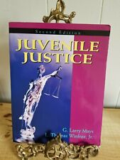 JUVENILE JUSTICE 2ND EDITION MAYS/WINFREE PAPERBACK TEXTBOOK