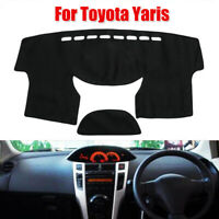 For Toyota Yaris Dash Mat Dashboard Cover Pad Dashmat Non-slip Sun Protector