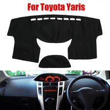 For Toyota Yaris Dash Mat Dashboard Cover Pad Dashmat Non-slip Sun Protector