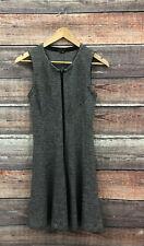 Theory Sleeveless Full Zip Dress Size 2