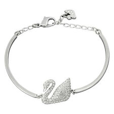 5011990 no box Swarovski Swan Bangle,