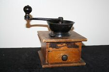 Antique Coffee Mill Grinder No 622 One Pound Mill Waddell ...  |Coffee Grinders Antique Label