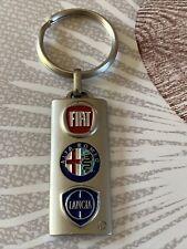 PORTE CLE Automobile FIAT LANCIA ALFA ROMEO Garage ITAL CAR Nantes Voiture