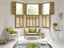 Plantation Shutters - Quality Hardwood Shutter Blinds - Based in the North West