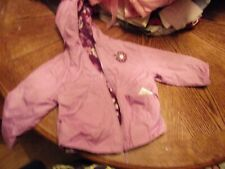 #Toddler Girl Athletic Works Reversible Jacket 18 Months