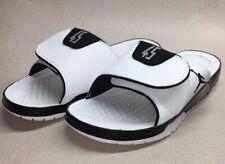 Nike Air Jordan Hydro XI Retro 11 Slides AA1336-107 Concord White Men's Size 8