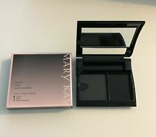 MARY KAY Magnetic Black Cosmetic Compact W/Mirror!