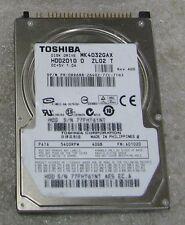 Toshiba Portege 3500/3505 40Gb Laptop HARD DRIVE hdd 40