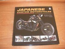 JAPANESE CUSTOM MOTORCYCLES (Hardback)