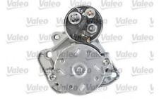 VALEO Motor de arranque 1,4kW 12V RENAULT MEGANE KANGOO LAGUNA CLIO 438224