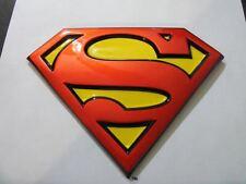 1 Superman Emblem Cake Topper Superhero Dad