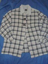 OS Trachten Damen Trachtenhemd Hemd Bluse Gr 46 48 L XL Wiesn Oktoberfest