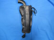 """Western  Double Loop 45 S.A. Holster, Fine Line Tooling 7.5"""" Barrel"""