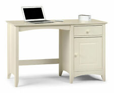 Cameo  Dressing Table Desk  cream lacquered finish shabby chic