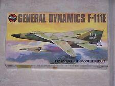 AIRFIX 1/72ème GENERAL DYNAMICS F-111E