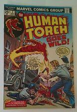 The Human Torch #2 (Nov 1974, Marvel)