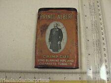 Prince Albert Tobacco Tin - Vintage Process Patented July 30th 1907
