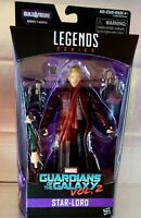 Marvel Legends Series Guardians of The Galaxy Vol 2 Star-Lord Action Figure