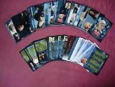 Buffy the Vampire Slayer Season 7 X90 Complete Base Set Inkworks 2003 VFN