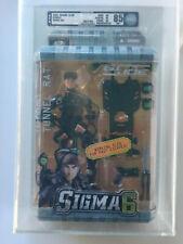 2005 GI Joe Sigma Six 6 Tunnel Rat U85 Uncirculated!