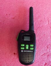 Motorola Talkabout 2-Way Radio MD200R FRS/GMRS Radios 22 Channels @2