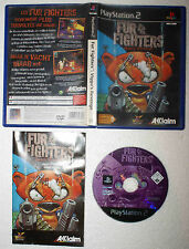 FUR FIGHTERS VIGGO'S REVENGE sur Sony Playstion 2 PS2