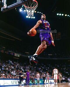 NBA Toronto Raptors Vince Carter Game Action Color  8 X 10 Photo Picture