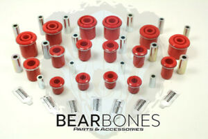 Land Rover Discovery 3/4 2005 - 2009 Range Rover Sport 2005-13 Poly Bush Kit ...