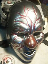 Rare Slipknot #6 Clown WANYK  WE ARE NOT YOUR KIND MASK prop not latex 2019 777