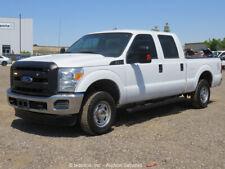 2016 Ford F250 4Wd Pickup Truck Dual/ Crew Cab V8 6.2L Cold A/C 4x4 bidadoo