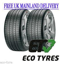 2X tyres 225 40 ZR18 88Y Pirelli PZero Rosso N4 Porsche E A 71dB